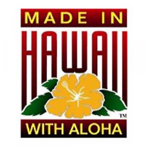 Made in Hawaii with Aloha