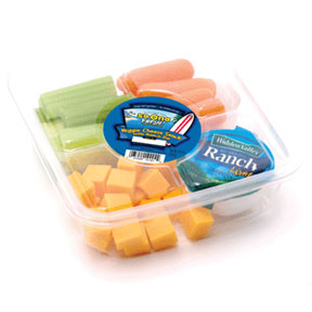 So Ono Food Products Cheese and Veggies