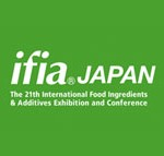 Logo for the International Food Ingredients and Additives Exhibition