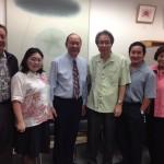 Hawaii Okinawa Association Officials