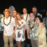 Attendees of the Honolulu Fashion Week Launch