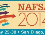 NAFSA 2014 logo