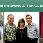 Small Business Fair Attendees
