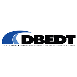 Department of Business Economic Development and Tourism Logo
