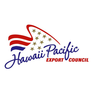 Hawaii Pacific Export Council Logo