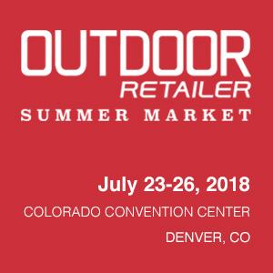 2018 Outdoor Retailer Summer Market ORSM
