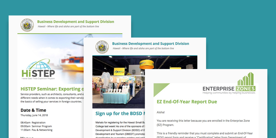 sign up for BDSD emails