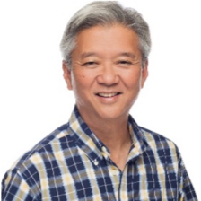 Portrait of Gregory Kim
