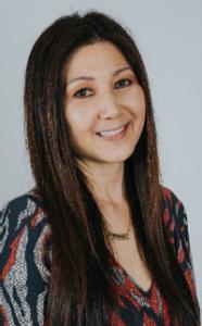 Portrait of Terri Funakoshi