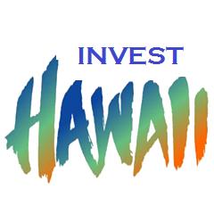 Invest Hawaii Logo