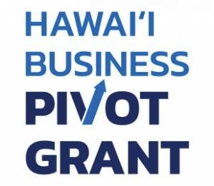 hawaii business pivot grant logo