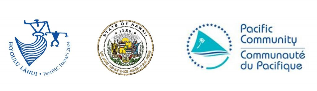 FestPAC, Statel and SPC Logos