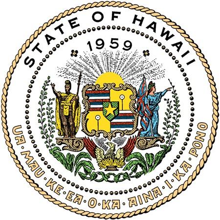 Hawaii State Seal