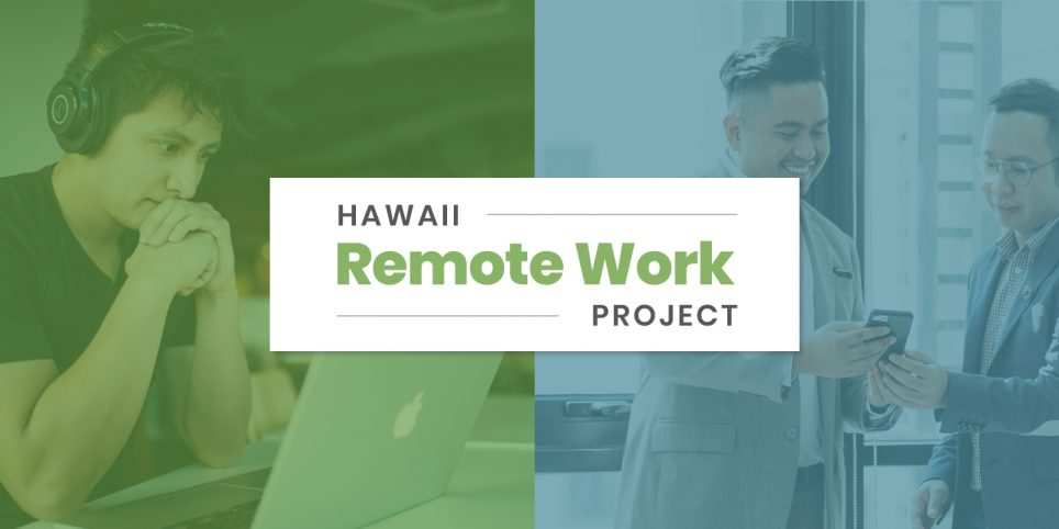 Hawaii Remote Work Project - Homepage Thumbnail