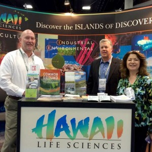 Picture of the Hawaii Booth at the BIO International Convention.