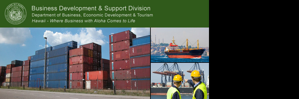 APPLY NOW for The Business of Exporting