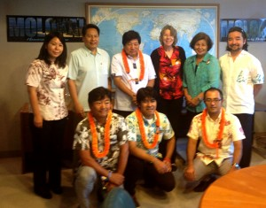 DBEDT Welcomes Okinawa Vice-Governor Yoshihisa Kawakami to Hawaii post thumbnail