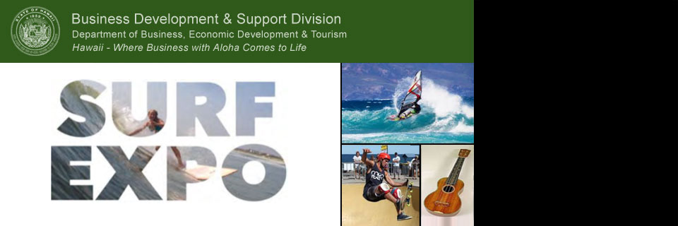 Apply NOW for Surf Expo, the world's largest boardsports and beach/resort lifestyle tradeshow!