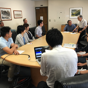 DBEDT meets with Aomori Prefecture in Japan