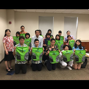 DBEDT Welcomes Hokkaido School Delegation From Chitose City post thumbnail